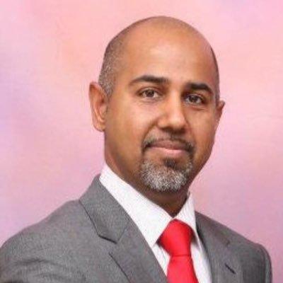 IAB staff team Ali Mohammed