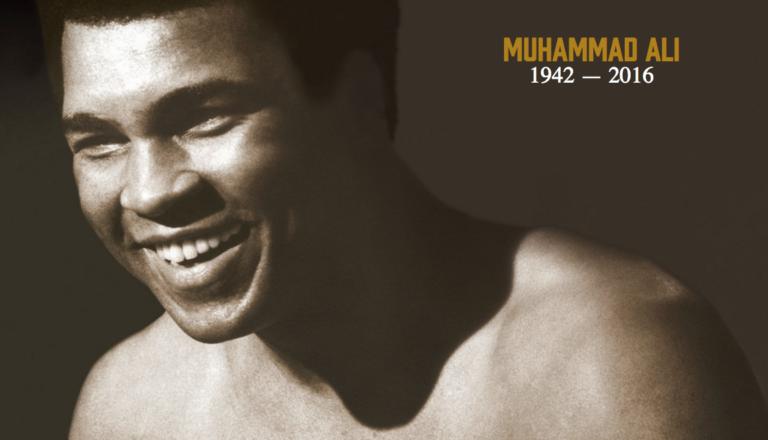15 moving photographs of Muhammad Ali in Birmingham