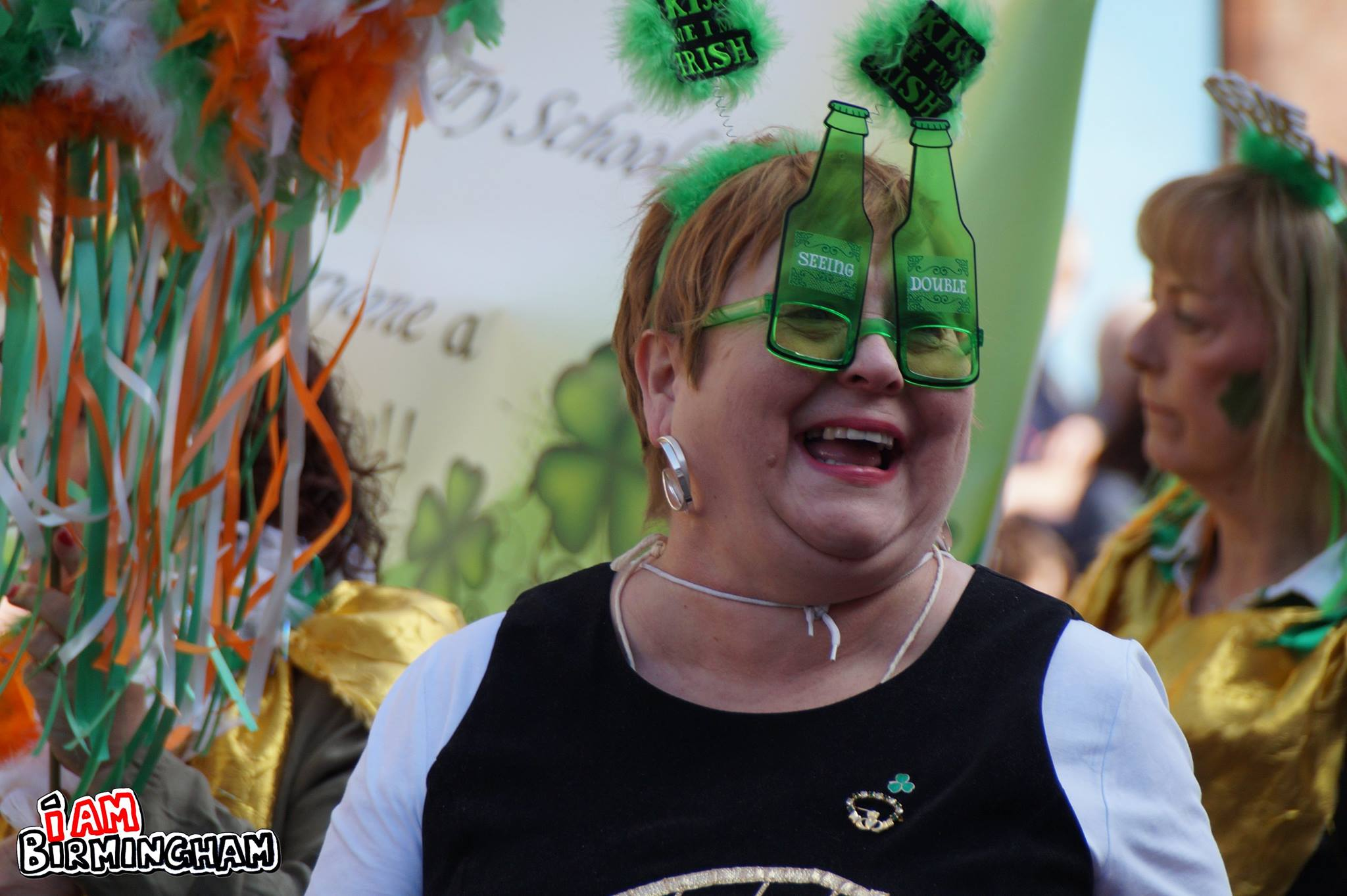 58 photos capturing the beautiful diversity of St Paddy's Day celebrations in Brum
