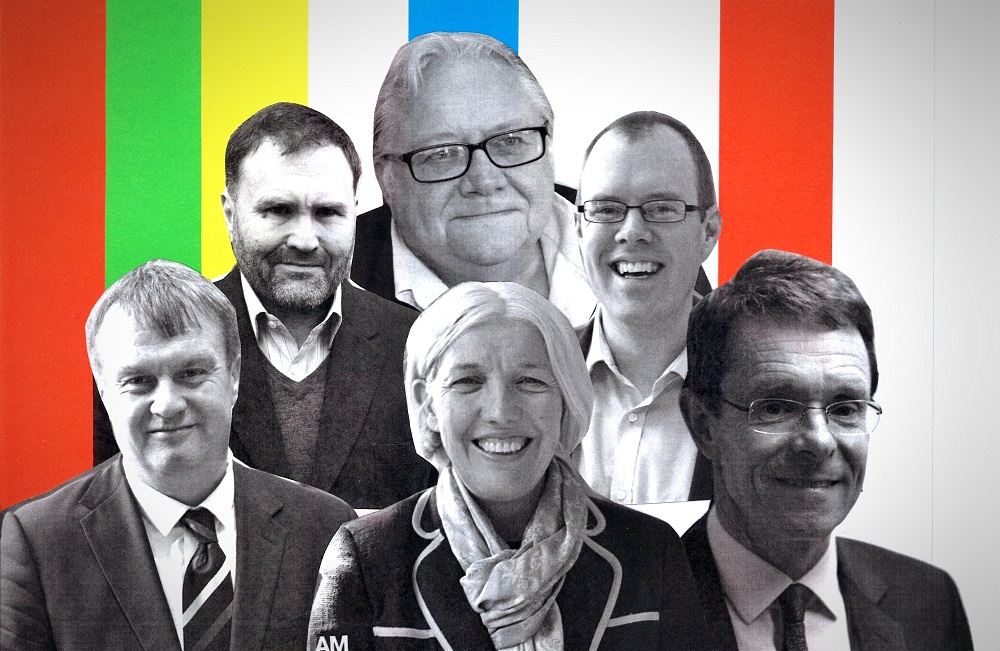 Why are all the West Midlands Mayoral candidates white?