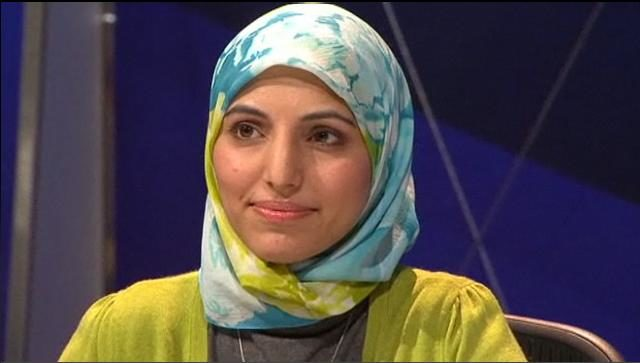 Birmingham activist Salma Yaqoob is standing as a candidate in the Bradford West constituency during the General Election