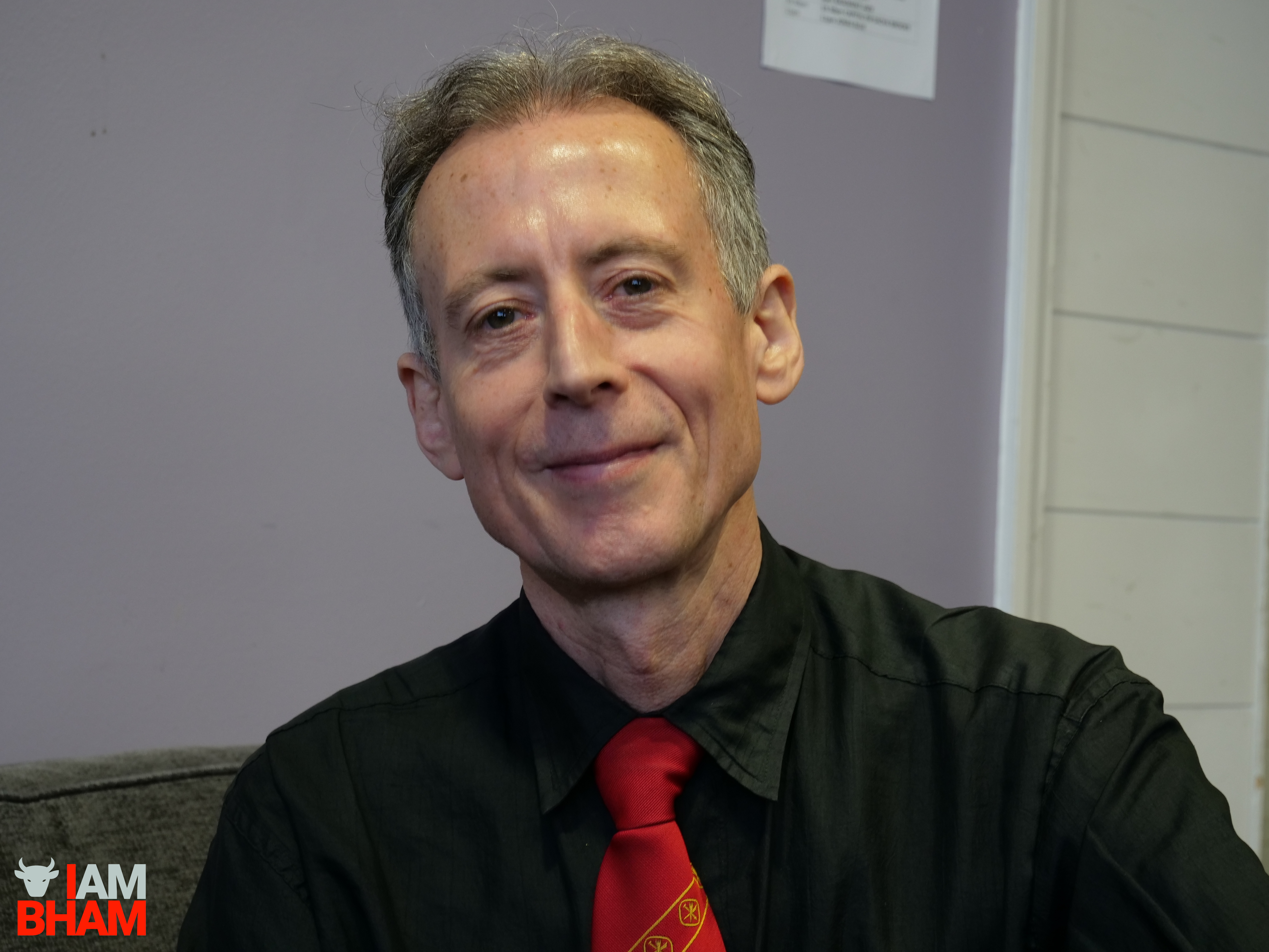 Peter Tatchell will be attending Queer Question Time in Birmingham