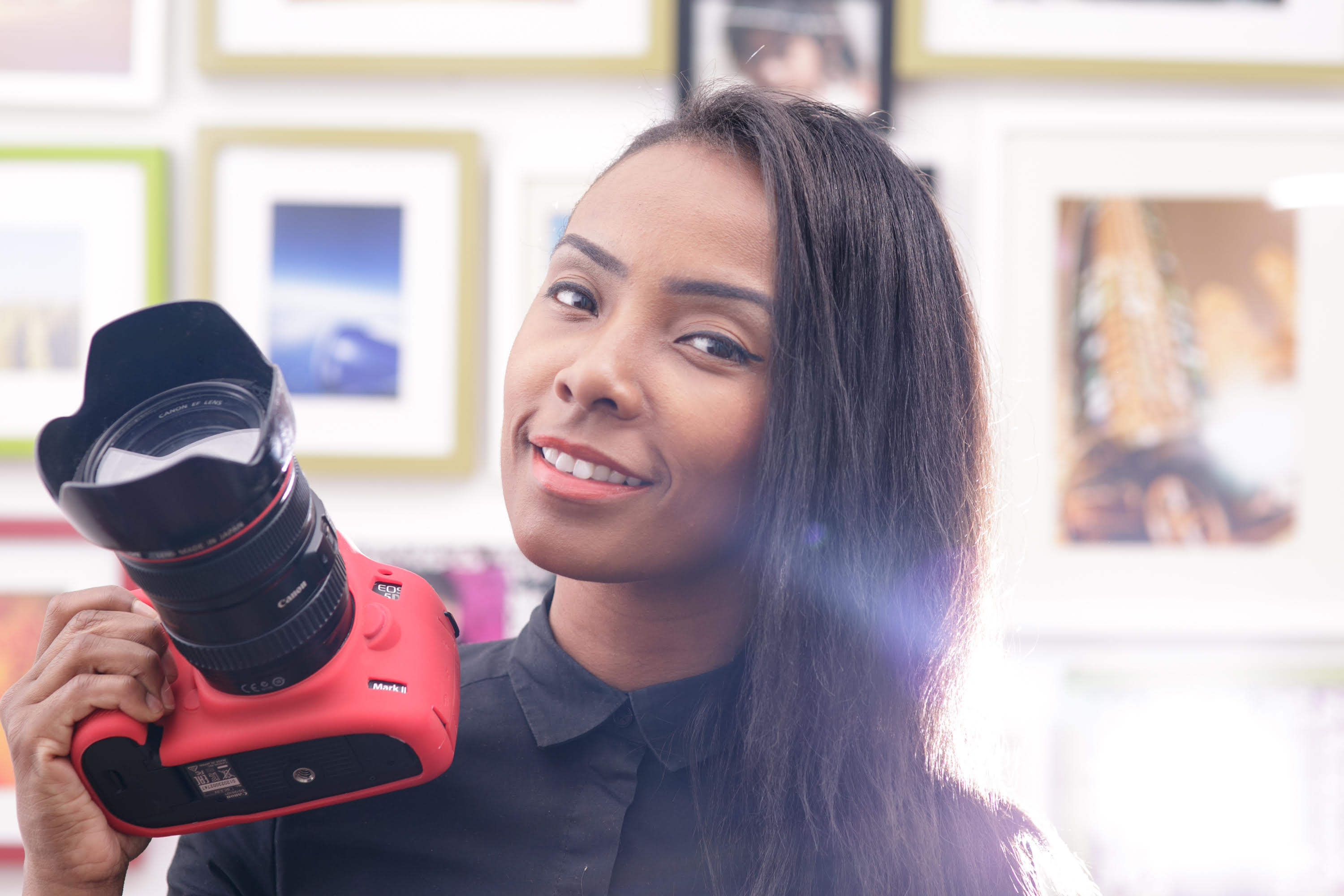 Top Birmingham photographer lined up for business award