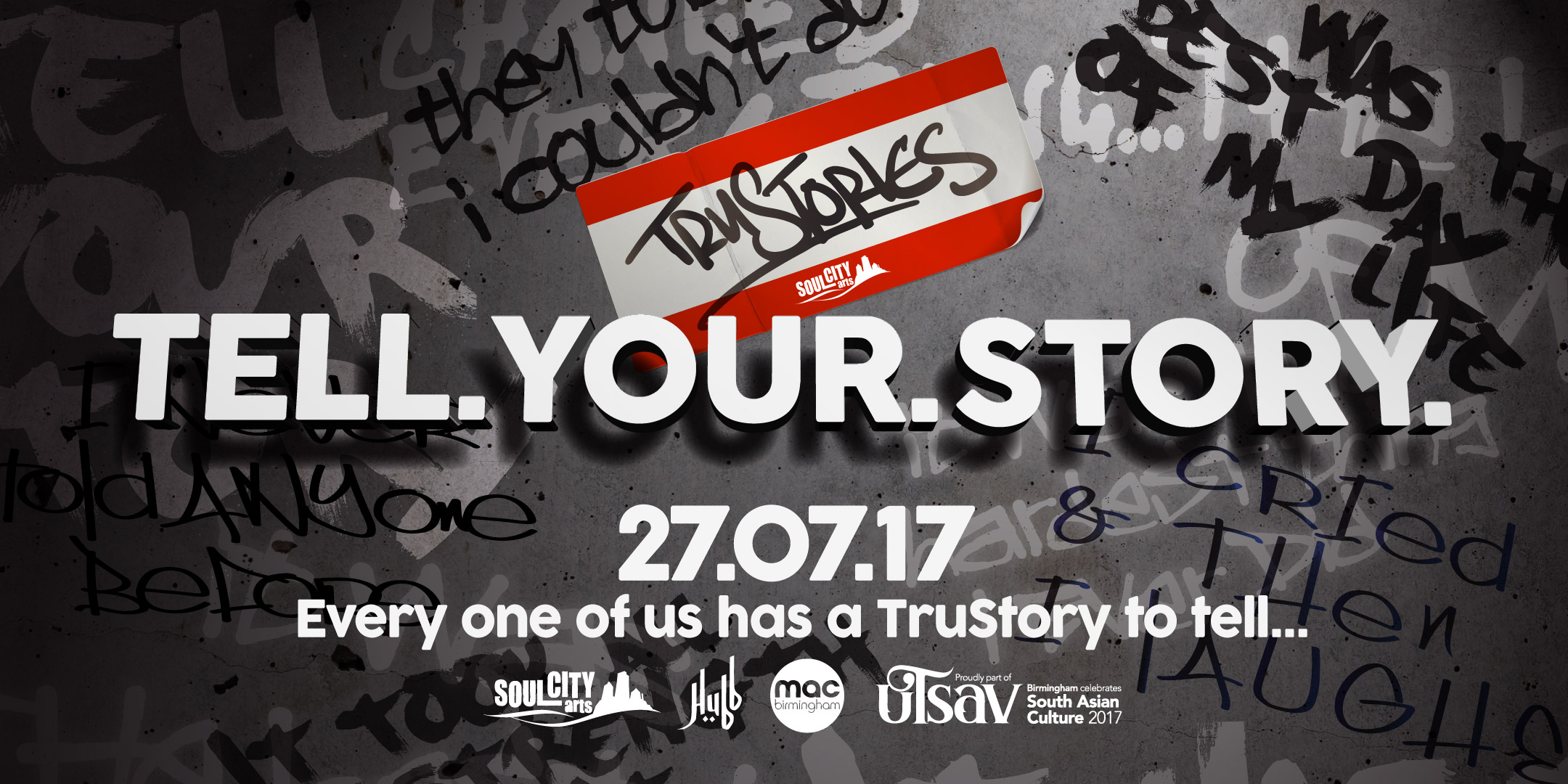 TruStories has been created to allow members of the public to share their experiences of a post Trump-Brexit era