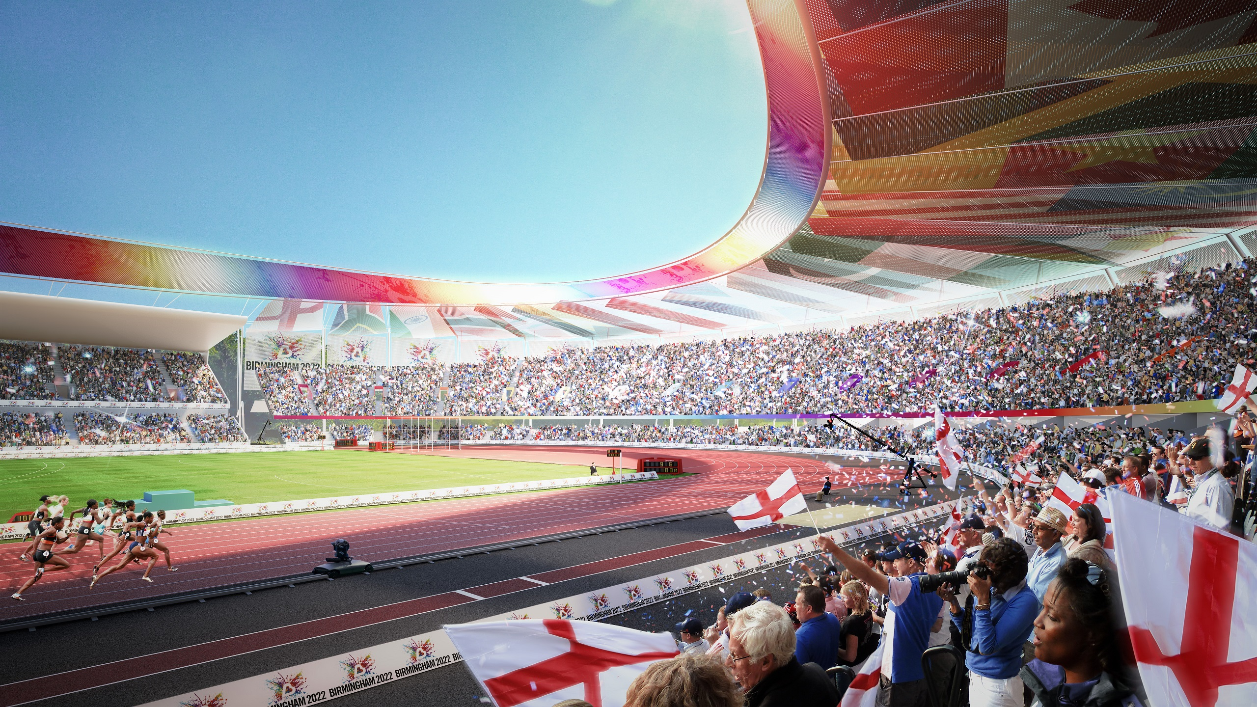 The Commonwealth Games Federation has selected Birmingham as Host City Partner of the 2022 Commonwealth Games