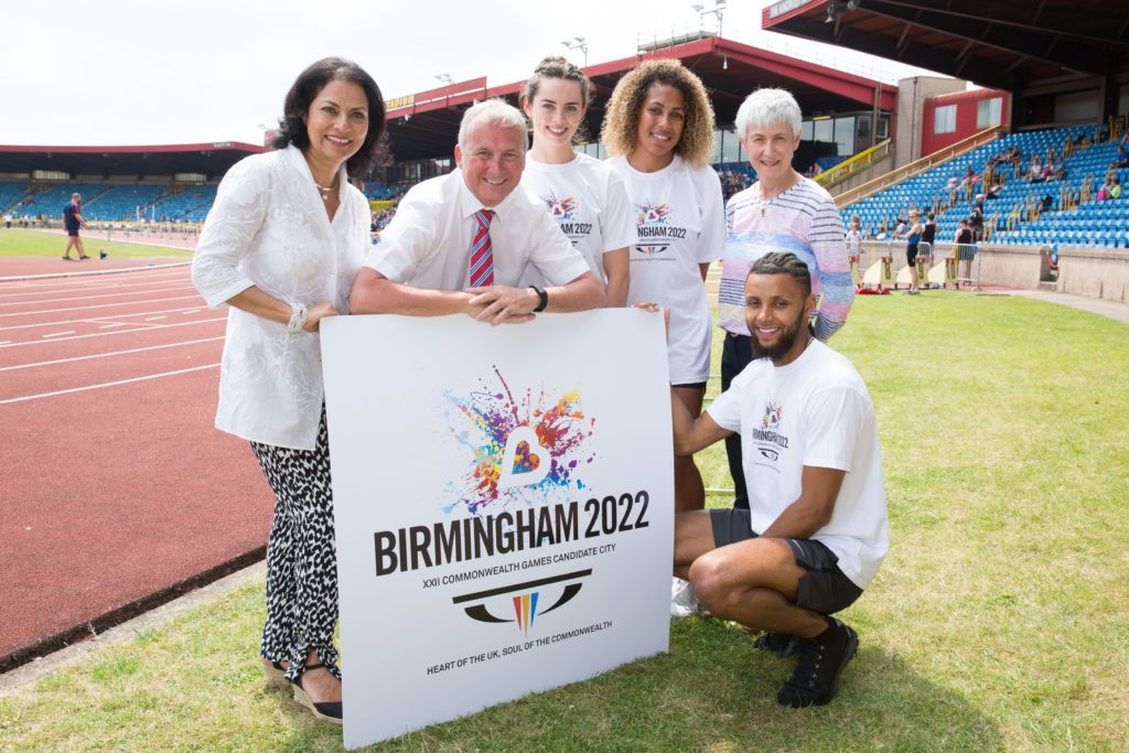 Birmingham is hosting the 2022 Commonwealth Games for the first time