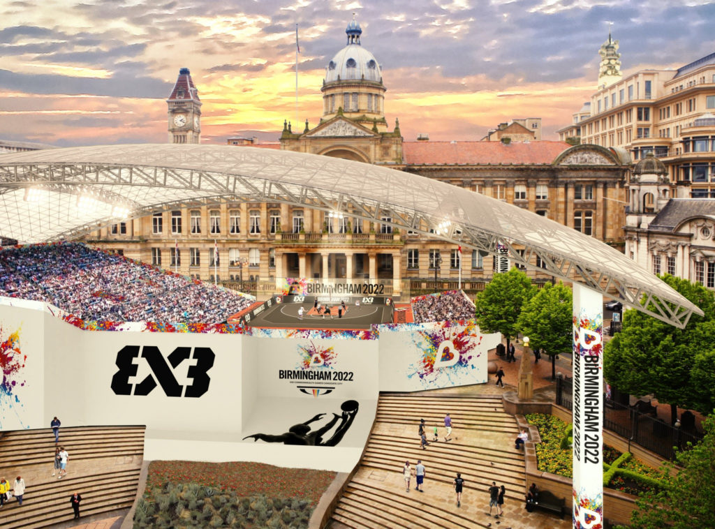 Birmingham is submitting an official bid to host the 2022 Commonwealth Games