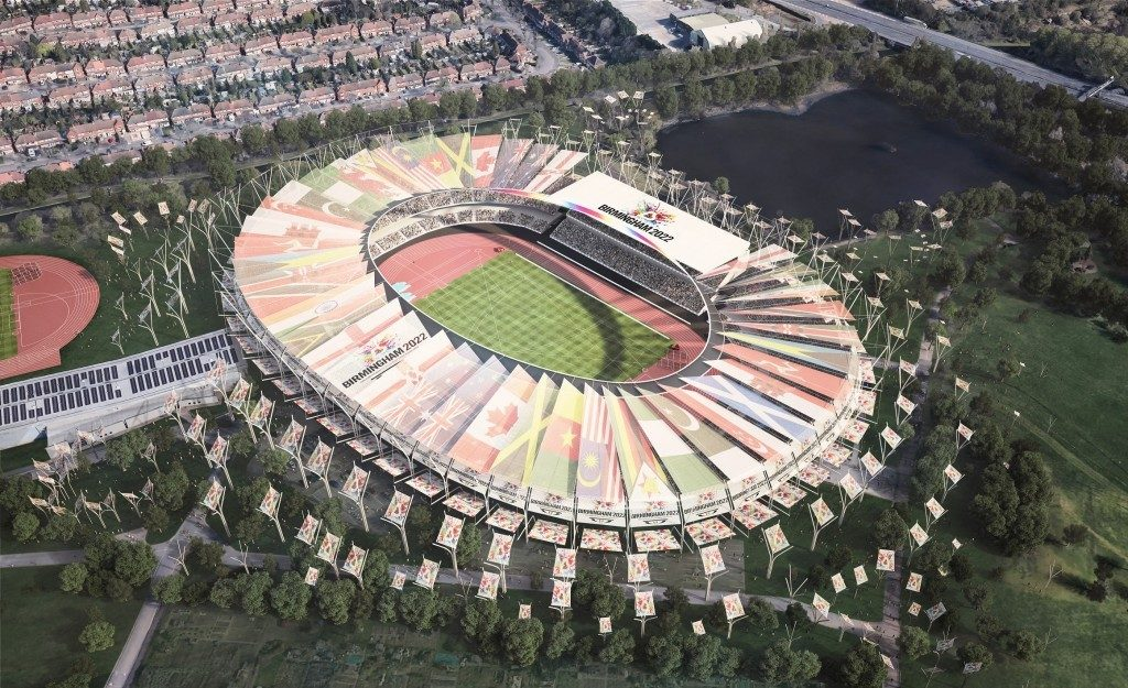 Birmingham beat Liverpool last month to represent Britain's bid for the 2022 Commonwealth Games