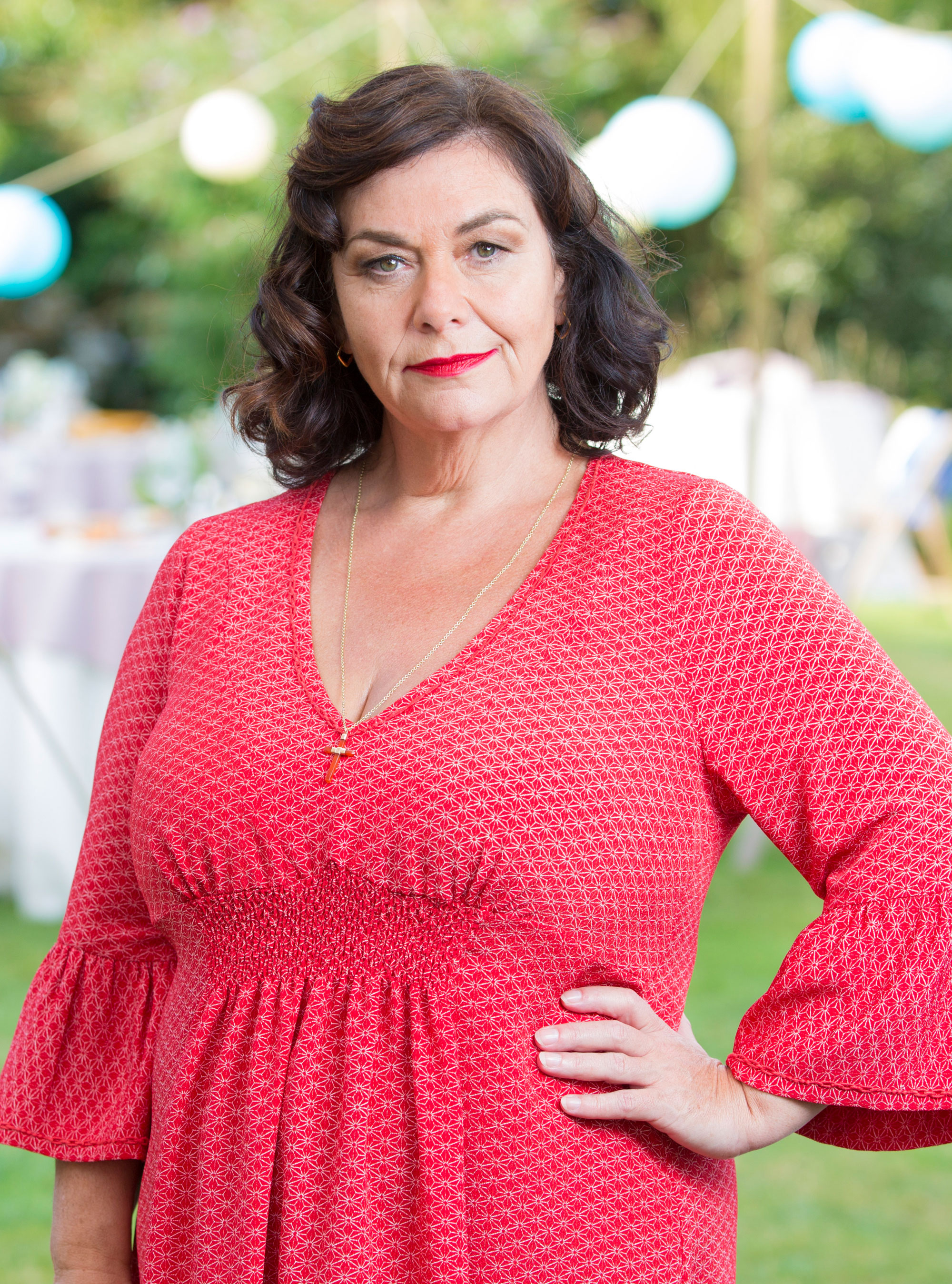 Dawn French stars in Sky drama Delicious