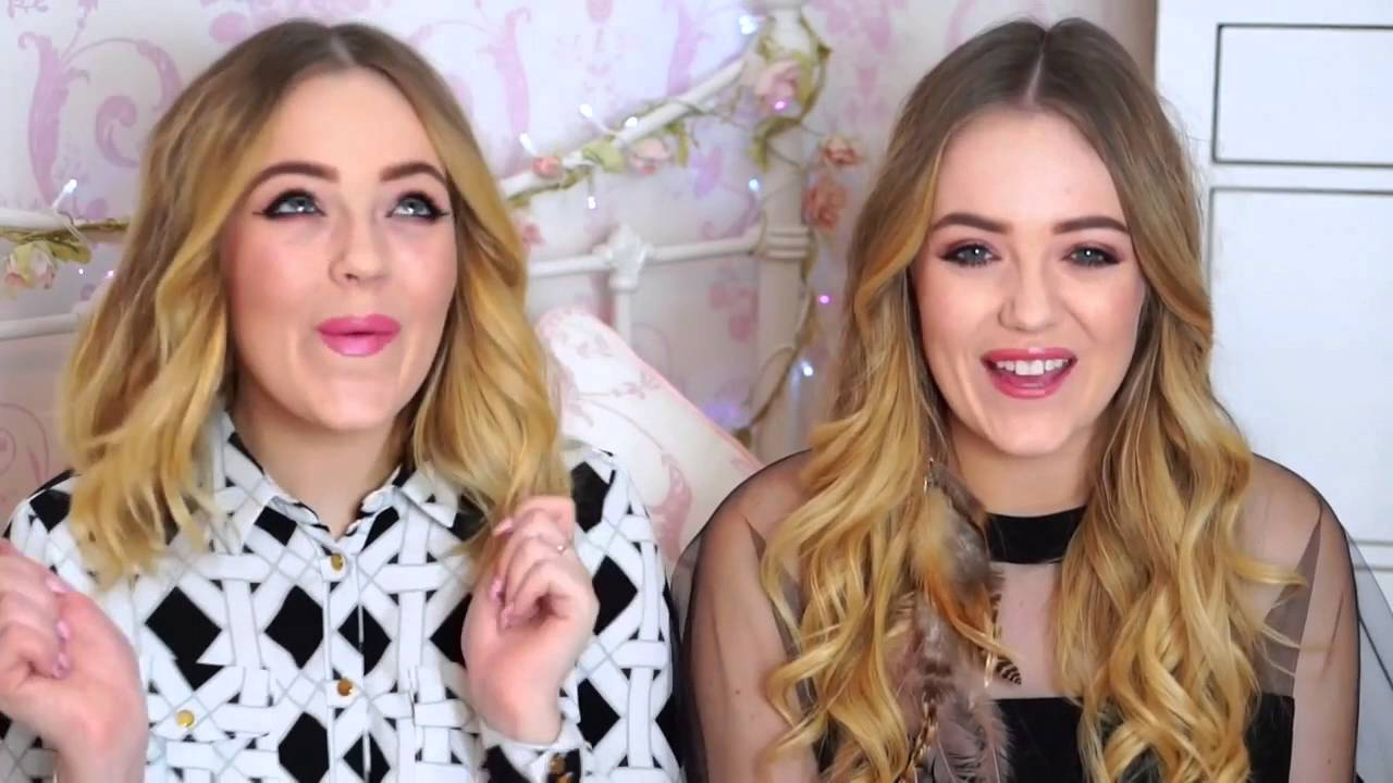 Lucy and Lydia are a loveable duo, crazy for all things beauty, fashion and music related