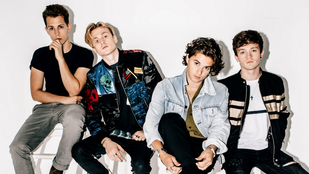 The Vamps are back in Birmingham for HelloWorld Live