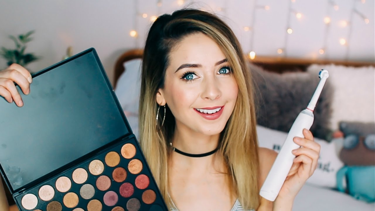 Zoella is a lifestyle, fashion and beauty blogger and vlogger, Sunday Times bestselling author, the owner of Zoella Beauty & Zoella Lifestyle and a charity ambassador