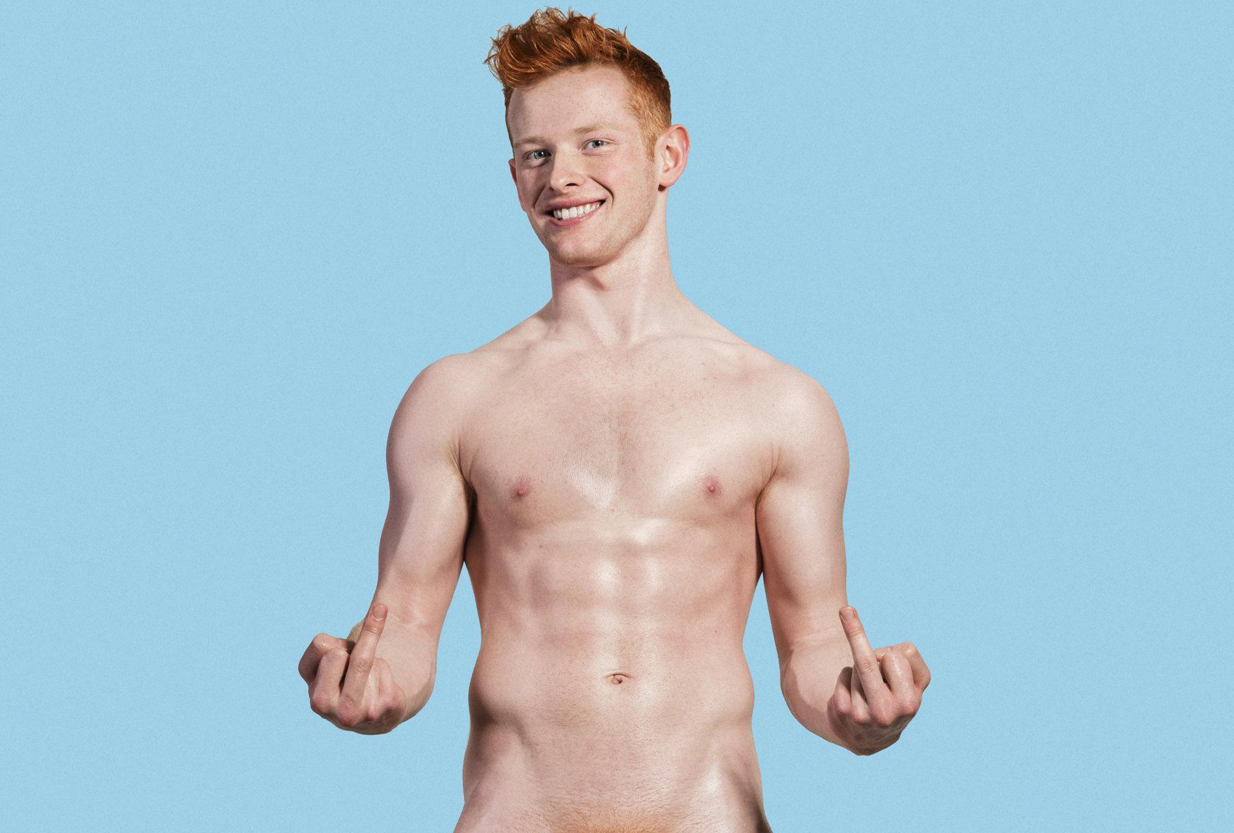 Dudes naked