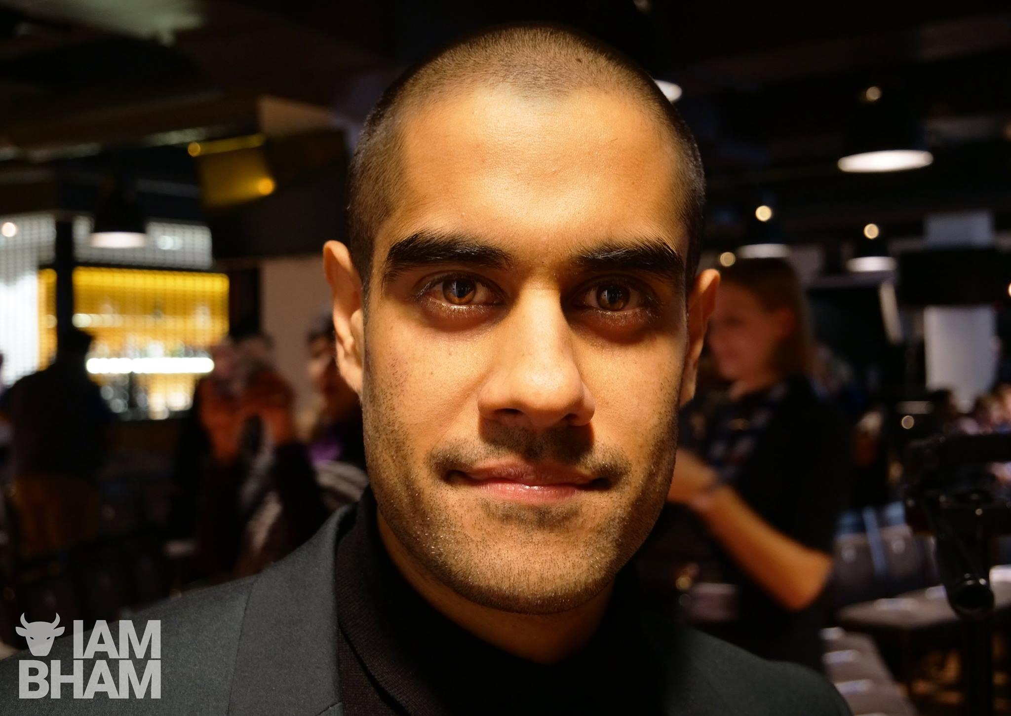 Actor Sacha Dhawan has appeared in popular shows Sherlock and Iron Fist