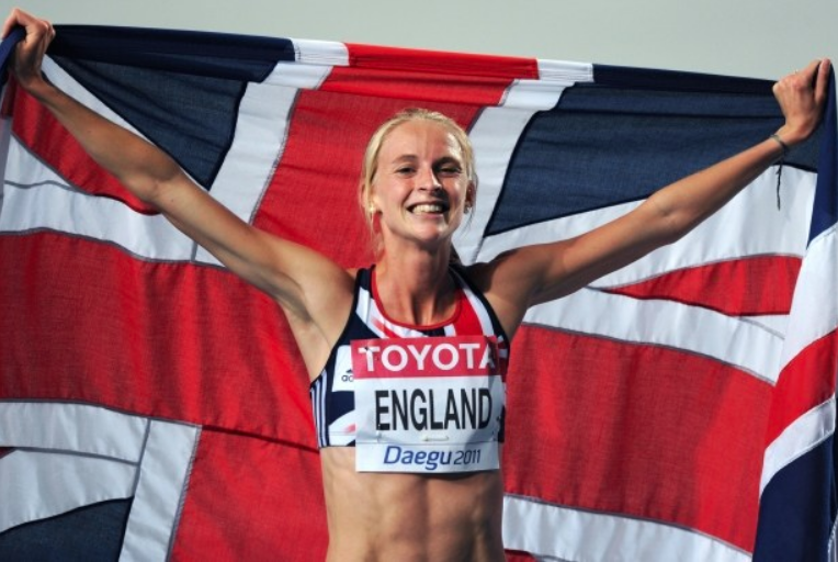 Hannah England has been nominated in the Inspiring Sportswoman category
