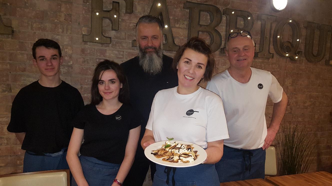 New family-run cafe La Fabrique opens in Sutton Coldfield