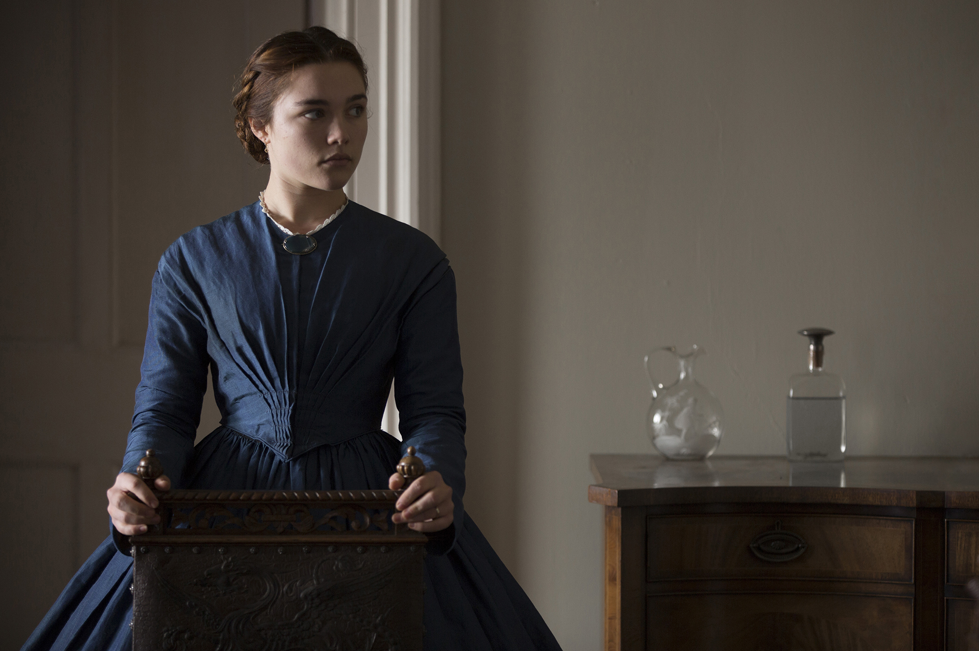 Lady Macbeth is an adaptation of a Russian novel excellent played by the almost-newcomer Florence Pugh