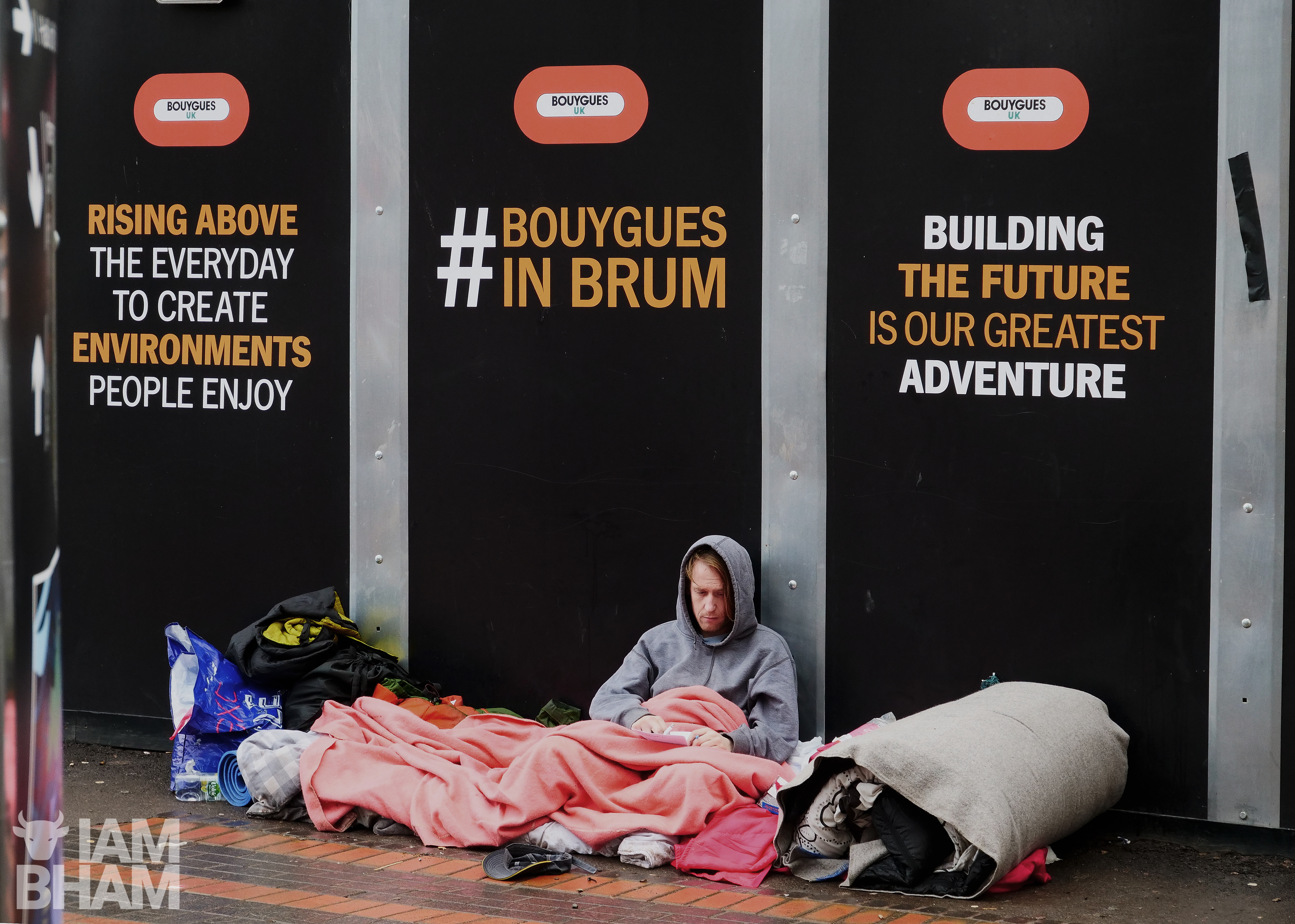 How you can help the homeless in Birmingham this Christmas