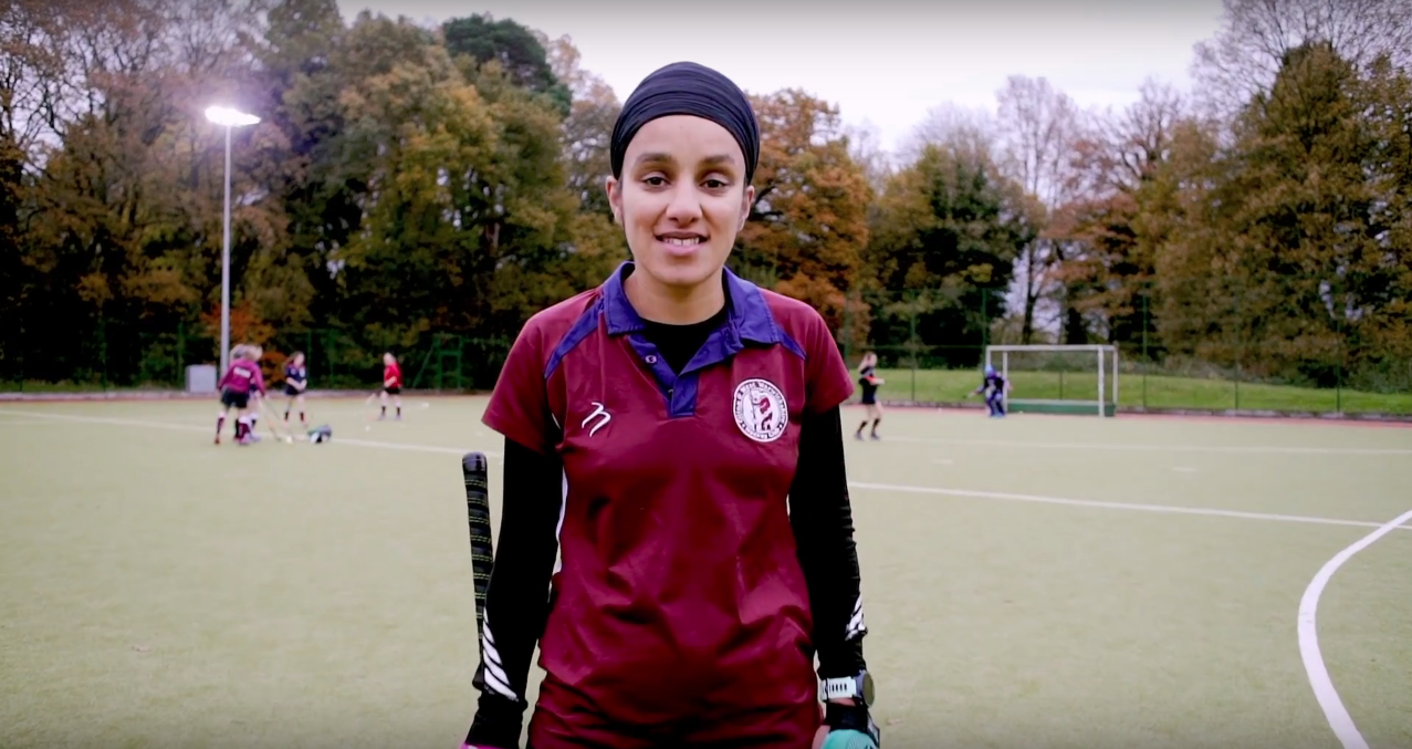 VIDEO: Immy Kaur on being a women of colour and active sports fanatic