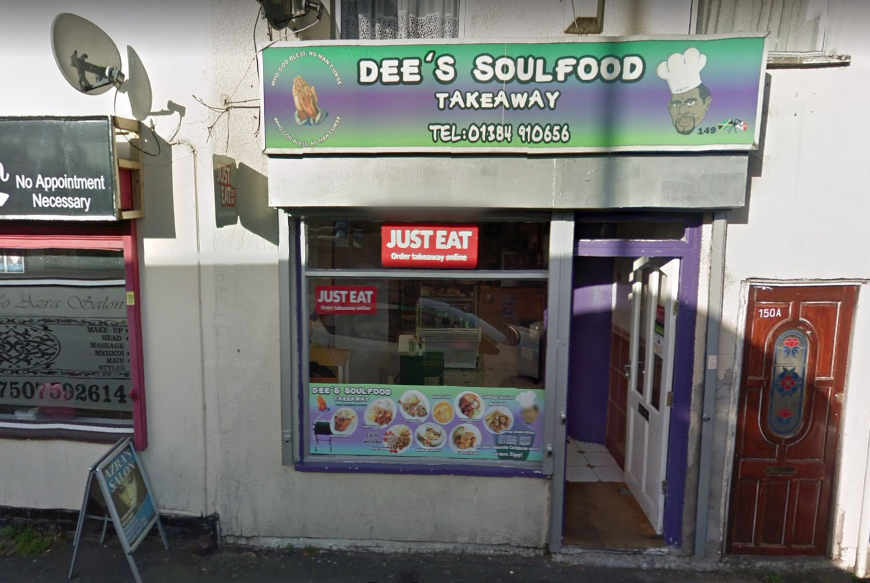 Dee's Soul Food in Dudley will be giving out hot dinners on Christmas Day to the homeless and vulnerable