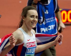 Laura Muir sets eyes on first ever British title over 3000m at athletics championships in Birmingham