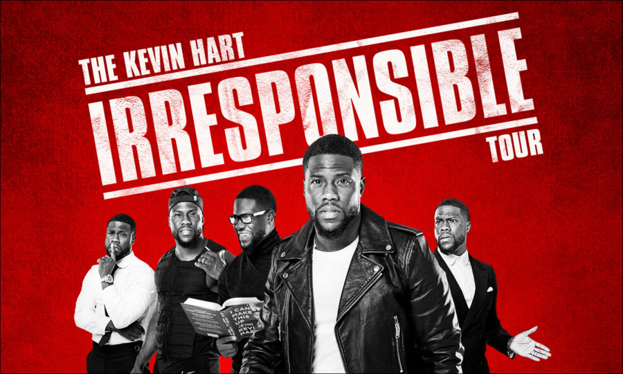 Kevin Hart is an internationally renowned comedian and actor