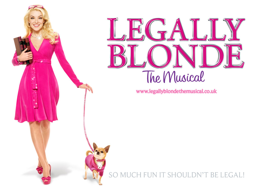 Legally blonde the musical movie — photo 10