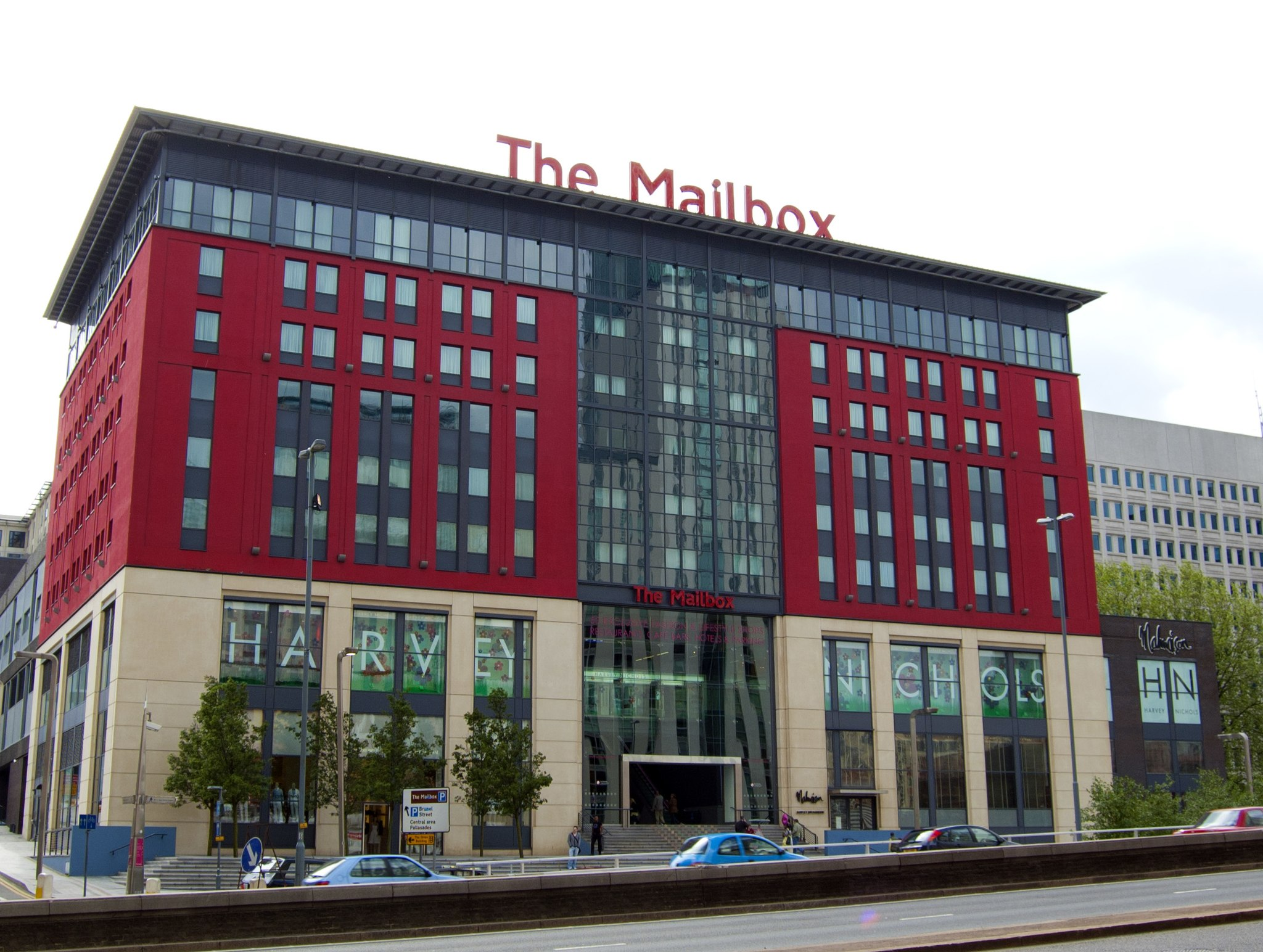 The Mailbox in Birmingham is already home to services including BBC WM, The Archers, some Asian Network programmes and BBC Midlands Today