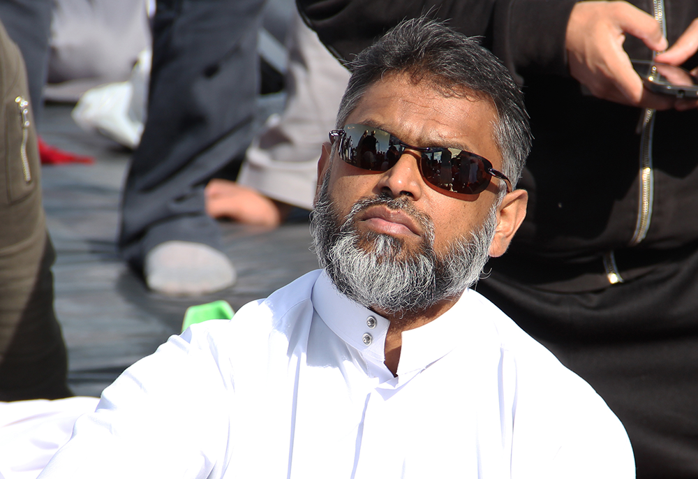 Moazzam Begg is the director of human rights organisation CAGE