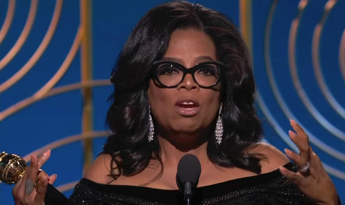 WATCH: Oprah Winfrey's awe-inspiring speech at Golden Globes 2018