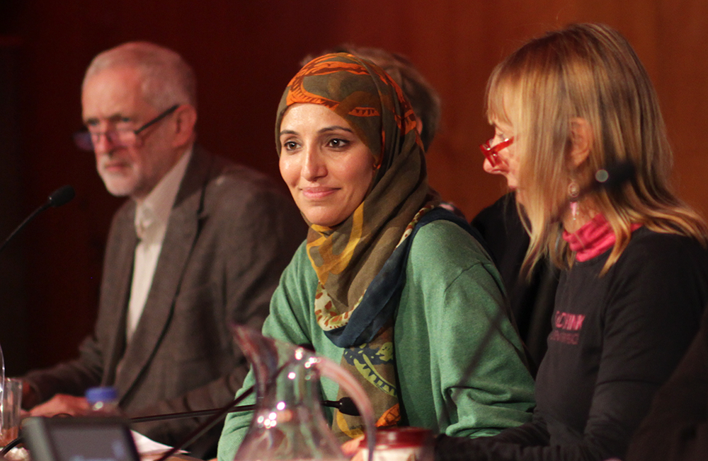 Salma Yaqoob is an anti-war activist and former city councillor from Birmingham