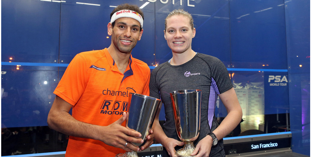 Top squash star to play exhibition match at Birmingham university