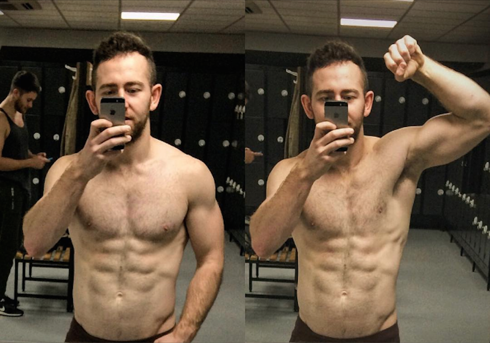 How a Birmingham lad used Calisthenics to shape up within months