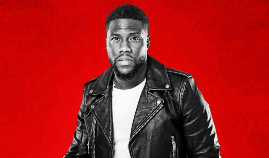 Kevin Hart plans 'irresponsible' Birmingham comedy date