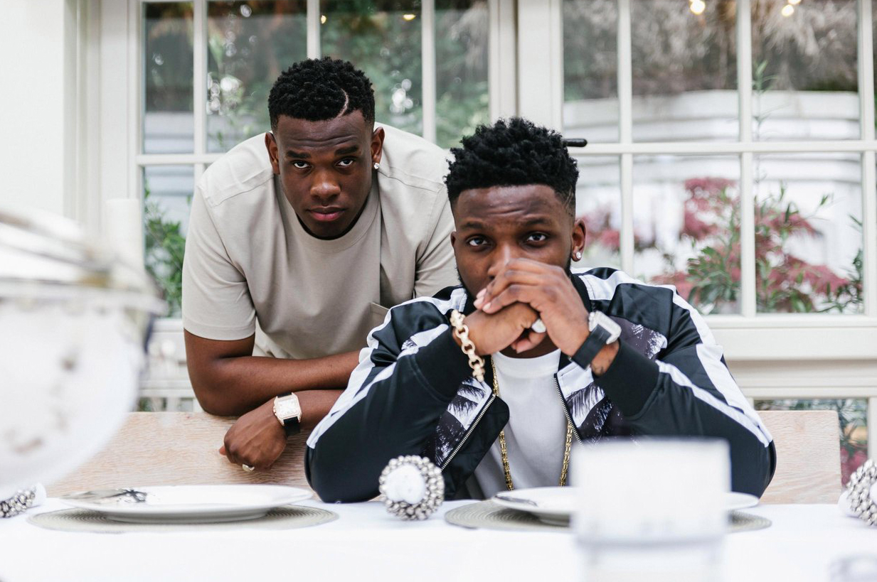 Birmingham duo Lotto Boyzz have been working on music together since they were teenagers
