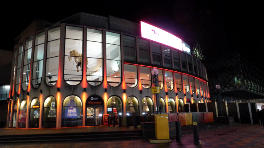 Birmingham theatre evacuated after reports of an explosion