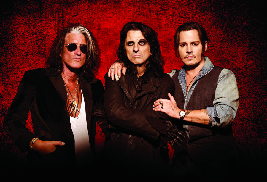 The Hollywood Vampires Arena Tour Announced