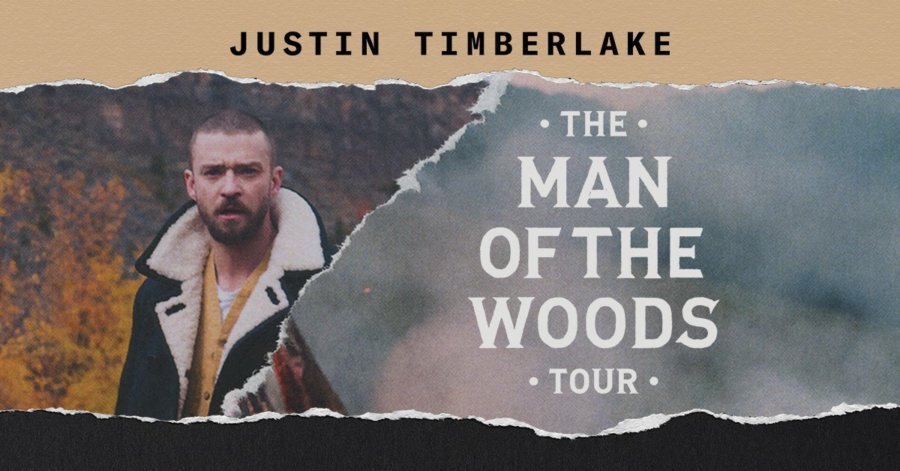 Justin Timberlake's UK leg of his new world tour will begin in Birmingham in June