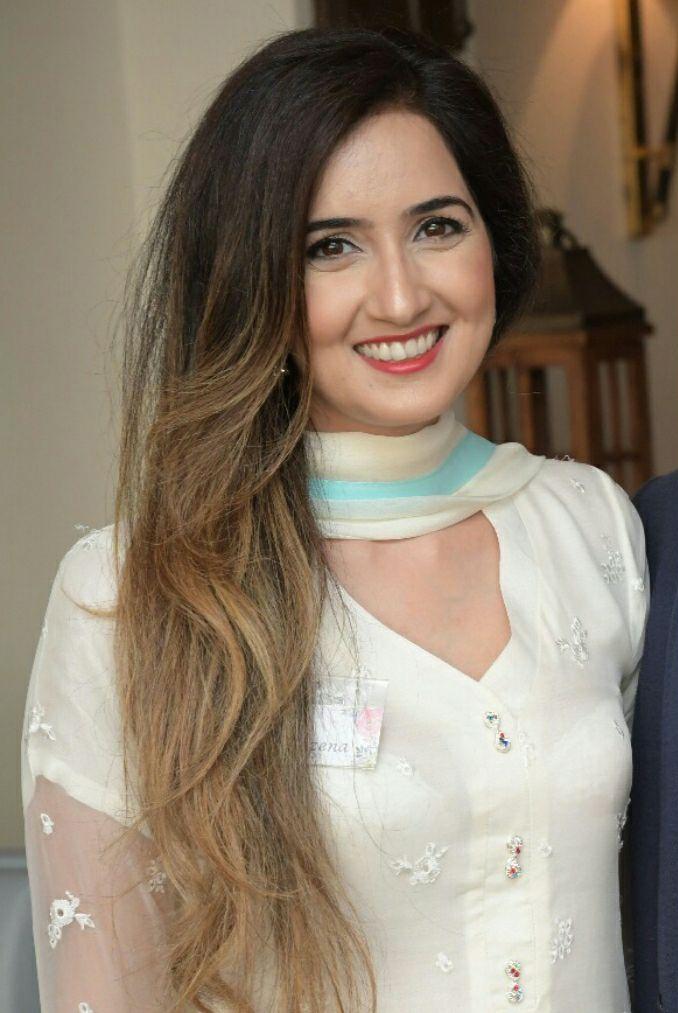 Rosie Khan of the Lunar Network in Birmingham