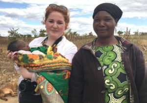 "Global charity helps Birmingham university student ""find her voice"""