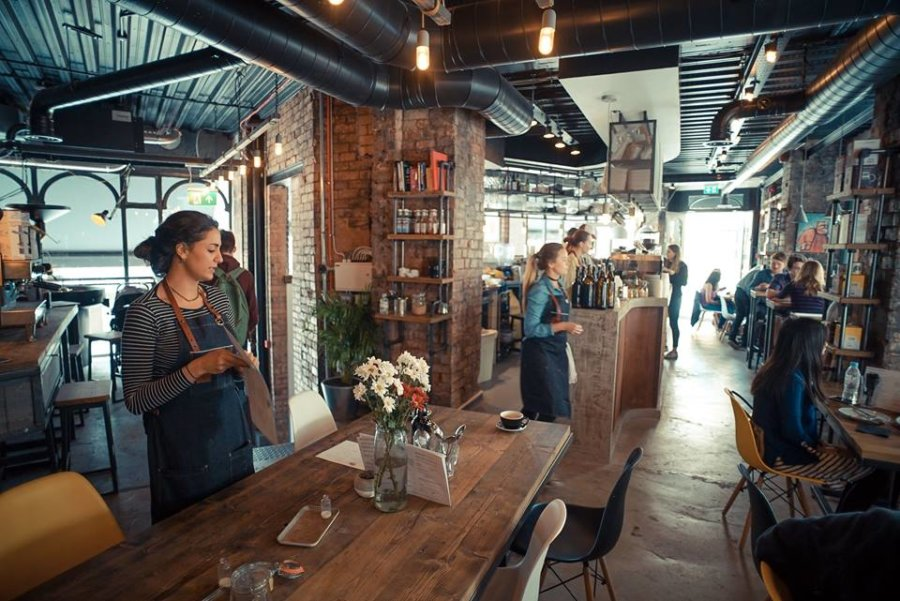 Yorks Cafe was set up in Birmingham in 2012 and now has three branches in the city centre