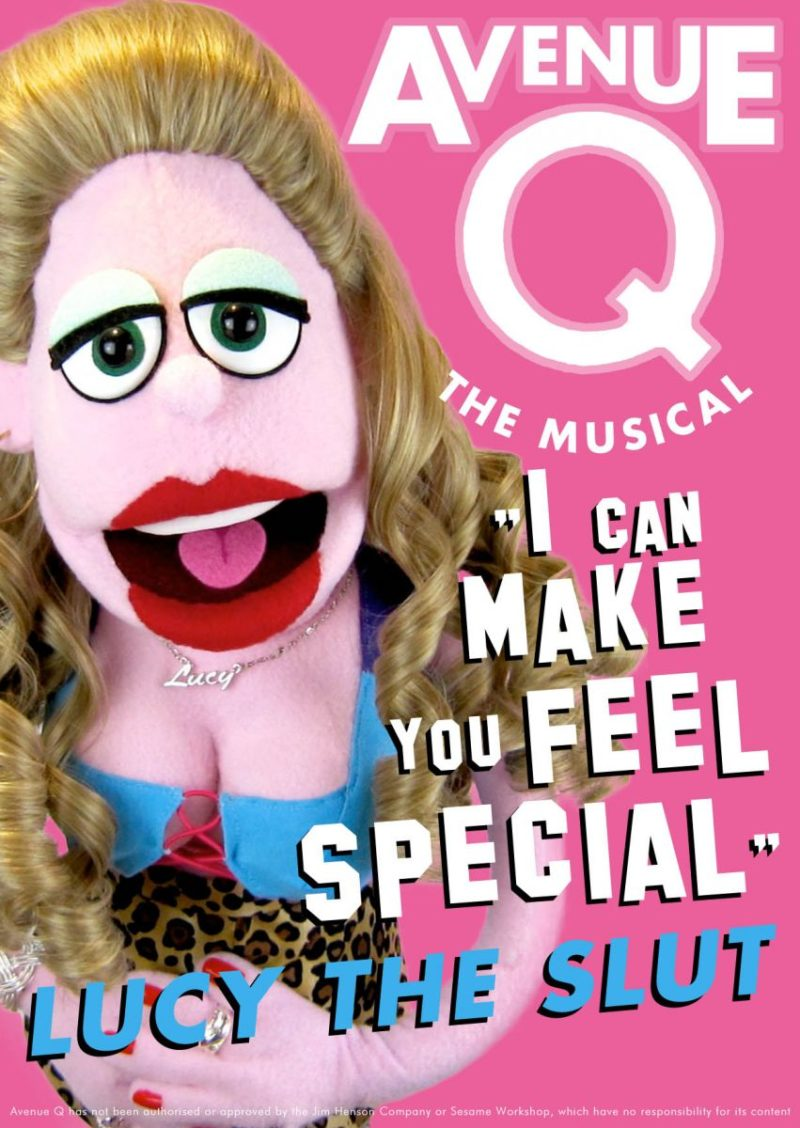 Avenue Q character Lucy