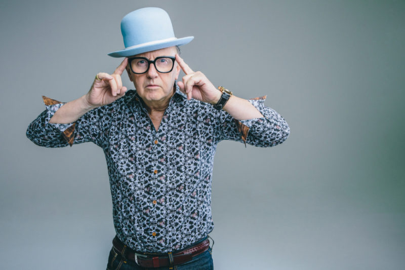 David Rodigan will be performing at the Mostly Jazz, Funk & Soul Festival in Birmingham