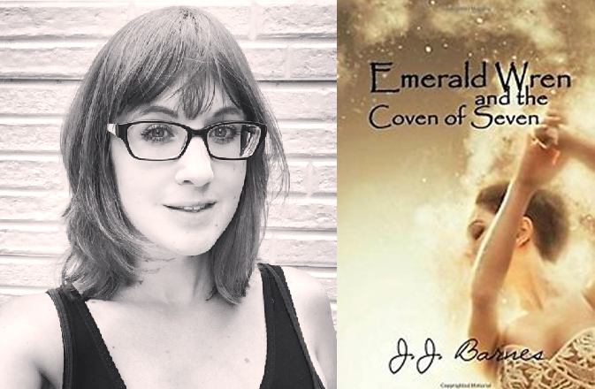 Emerald Wren and the Coven of Seven by J J Barnes