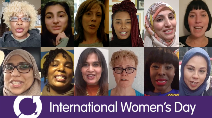 VIDEO: Birmingham women celebrate International Women's Day​ 2018