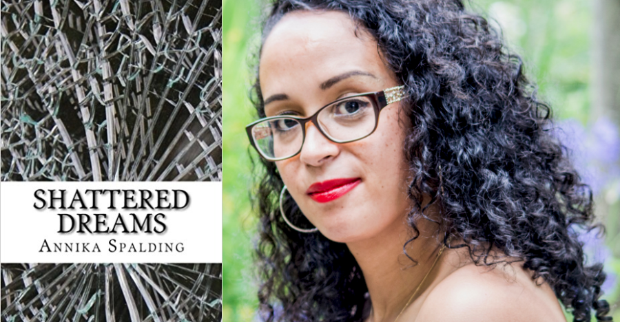 IWD Books Shattered Dreams by Annika Spalding