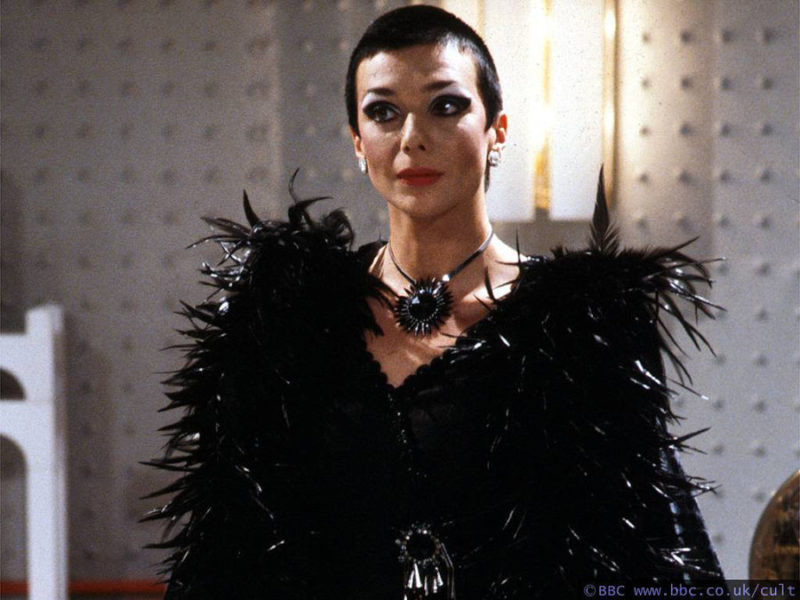 Jacqueline Pearce in Blakes 7