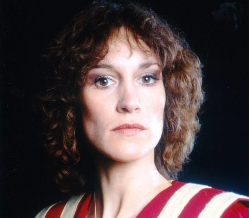 Jan Chappell in Blakes 7