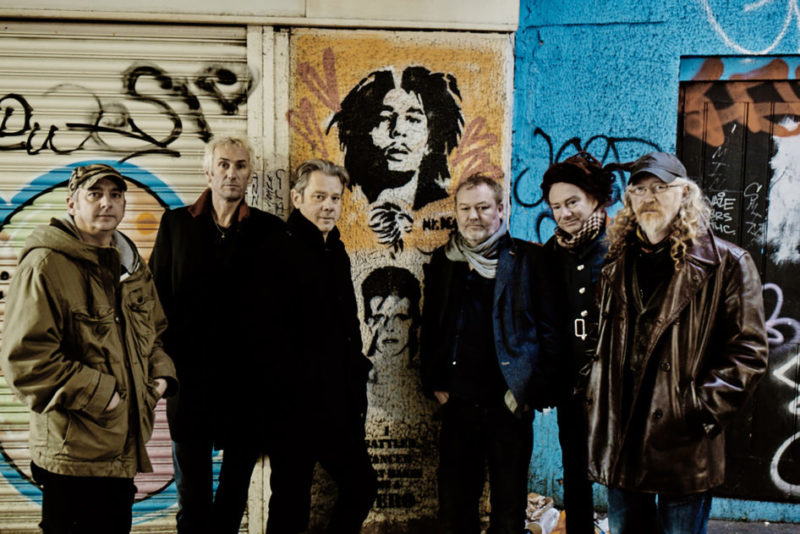 The Levellers mark their 30th anniversary at the Moseley Folk Festival between 31 August and 2 September