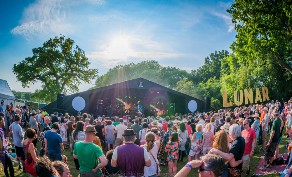 Summer Music Fest: Mostly Jazz Funk & Soul, Lunar And Moseley Folk Festivals are back!